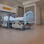 Hastahane pvc yer kaplama hijyenik