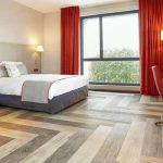 Lvt zemin kaplama yatak odası tasarımı