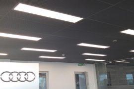 Mesh Metal Asma Tavan Sistemleri Audi