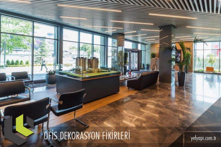 Ofis Dekorasyon Fikirleri ve İç Mimari Önerileri