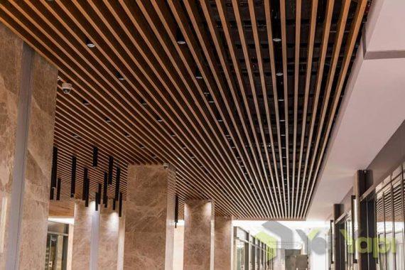 Ataköy Tower AVM Baffle Asma Tavan 1