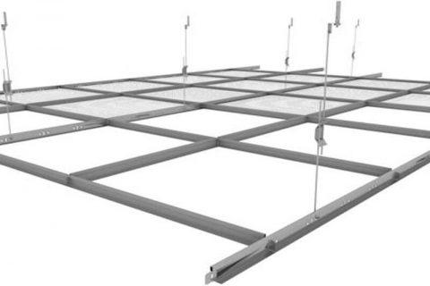 Alçıpan asma tavan sistemleri profilleri montajı