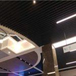 avm eğrilsel baffle tavan sistemi uygulama firmasi