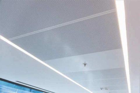 Clip-in metal asma tavan fiyatları 60x120