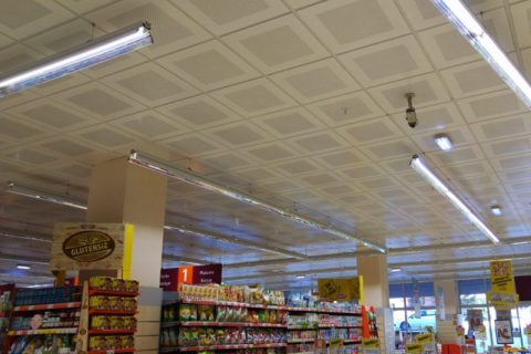 Lay in metal asma tavan migros market uygulaması