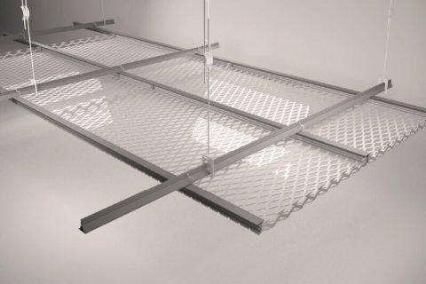 Mesh asma tavan sitemleri fiyatları genişletilmiş metal