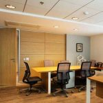 Ofis bölme duvar fiyatları ve ahşap görünümlü pvc zemin