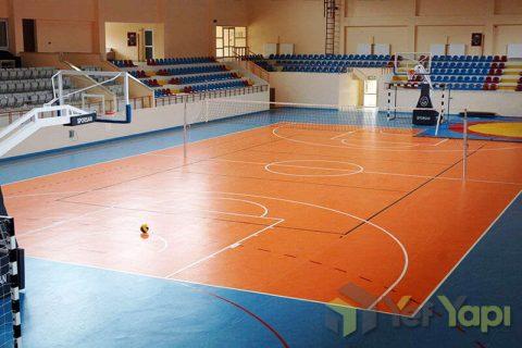 PVC Spor Zemin Kaplama Spor Salonu Yer Döşeme
