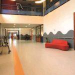 PVC zemin özel hastane