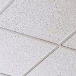 Taş yünü asma tavan ve alüminyum profiller