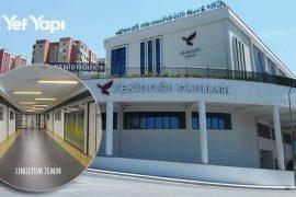 Yenidoğu Koleji Tarkett Linoylum Zemin Kaplama