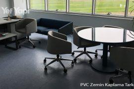 4R Enerji Ofisi PVC Zemin Kaplama: Tarkett IQ Granit