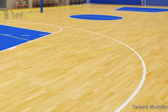 Spor Salonu Parke Zemin Yapımı Maliyeti