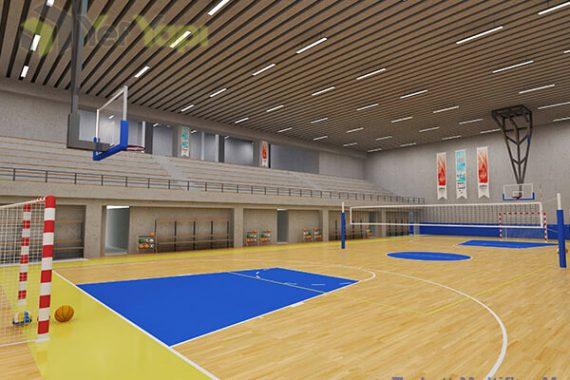 Tarkett Multilex M Spor Salonu Zemin Kaplama