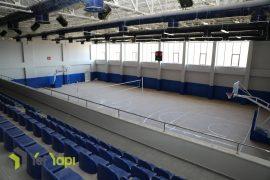 Çanakkale Tacettin Aslan Lisesi Spor Salonu