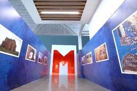 İstanbul Havalimanı Müzesi Yükseltilmiş Döşeme ve Karo Pvc Uygulama Projesi